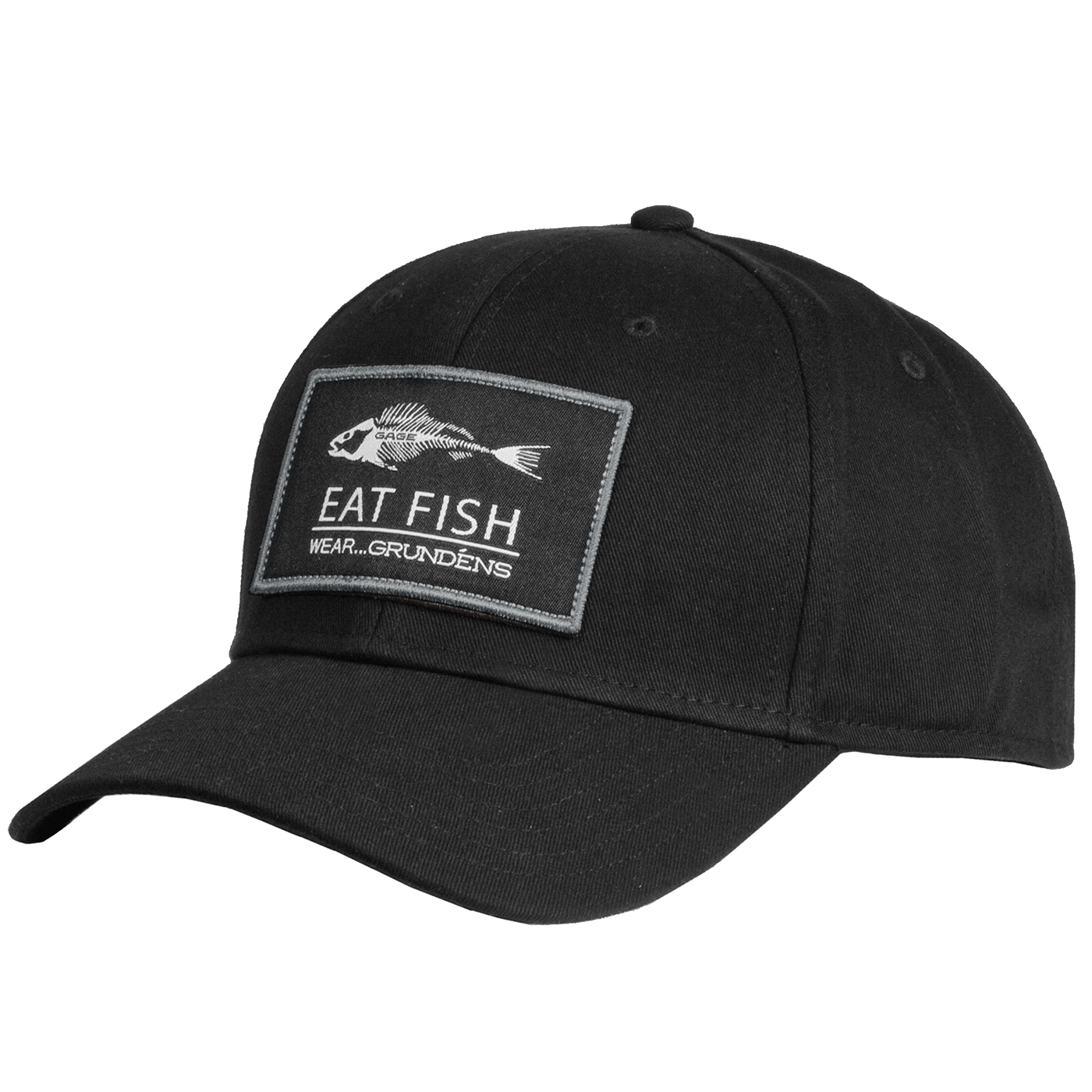 Eat Fish Ball Cap Side View