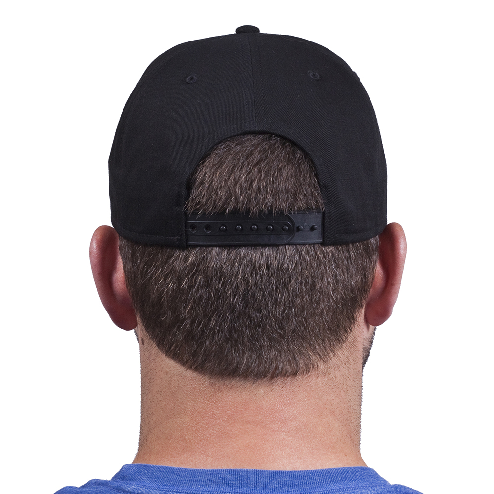 Eat Seafood Ball Cap Back View