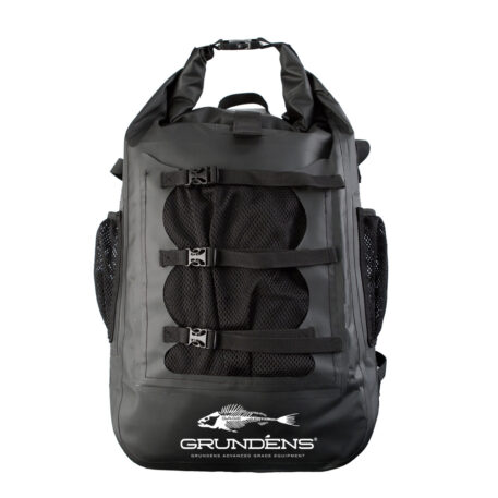 30 Liter Rum Runner Backpack Front View