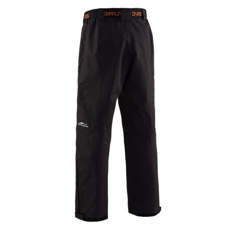 Weather Watch Pants Black Back View