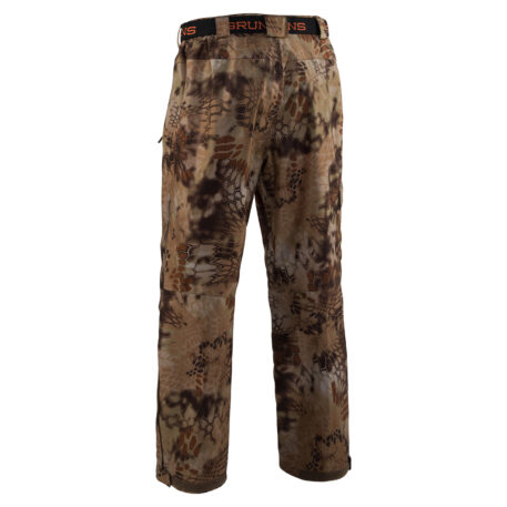 Weather Watch Pant Kryptec Camo Back View