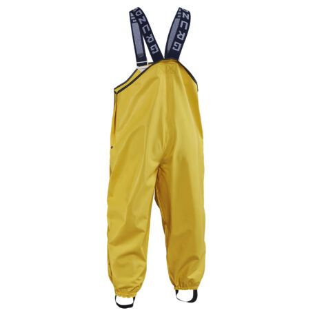 Zenith Trousers Yellow Back View