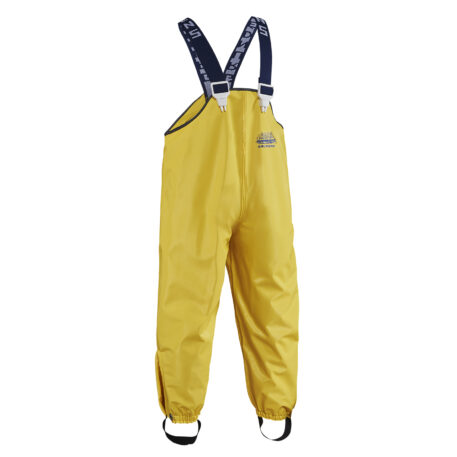 Zenith Trousers Yellow Front View