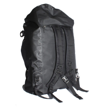 Duffel Back View