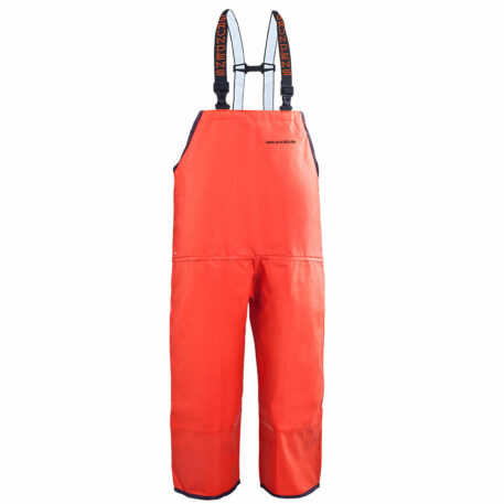 Herkules Bibs Orange Front View