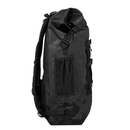 30 Liter Rum Runner Backpack Side View