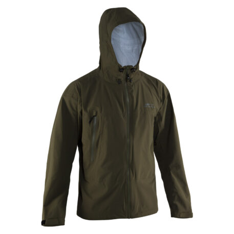 Stormlight Jacket Sandstone Olive Front View