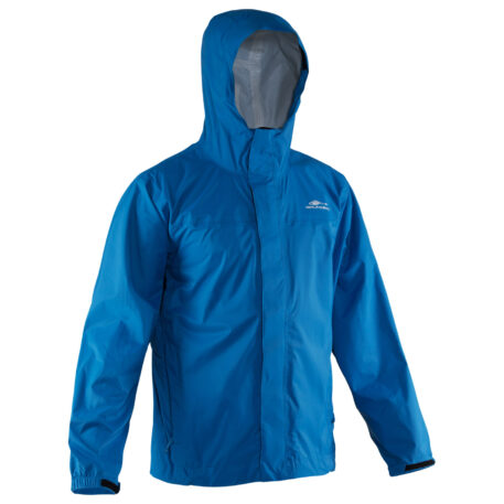 Storm Runner Jacket Blue Front View