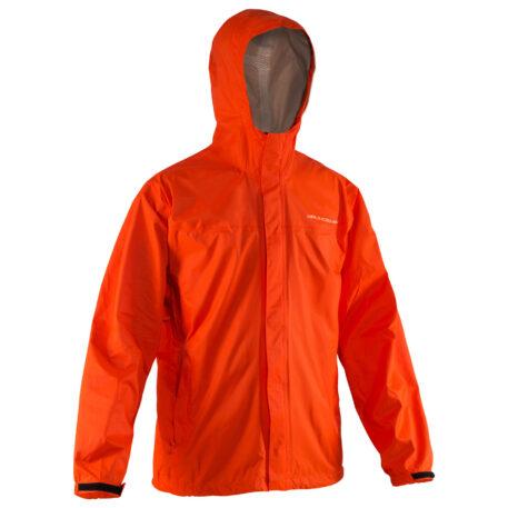 Storm Runner Jacket Red Front View
