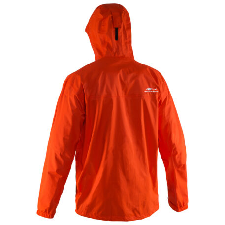 Storm Runner Jacket Red Back View