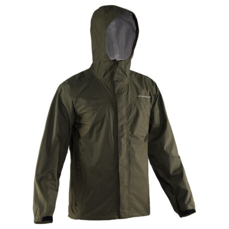 Storm Runner Jacket Sage Front View