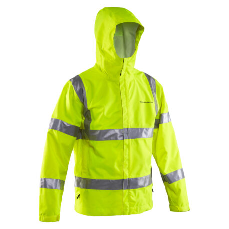 Weather Watch Hooded Jacket ANSI Front View