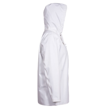 Womens Petrus Jacket White Side View